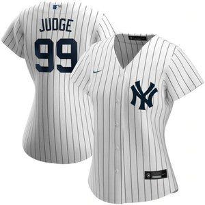 Women's New York Yankees Aaron Judge Jersey 99#